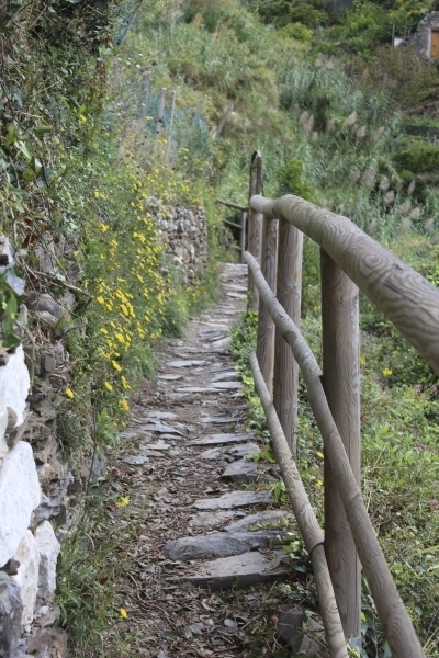Monterosso to Vernazza Path