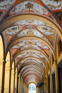 Beautiful Portico in Bologna