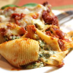 A Visit to Pasta Rigo (Pastificio Rigo) and Baked Stuffed Shells Recipe