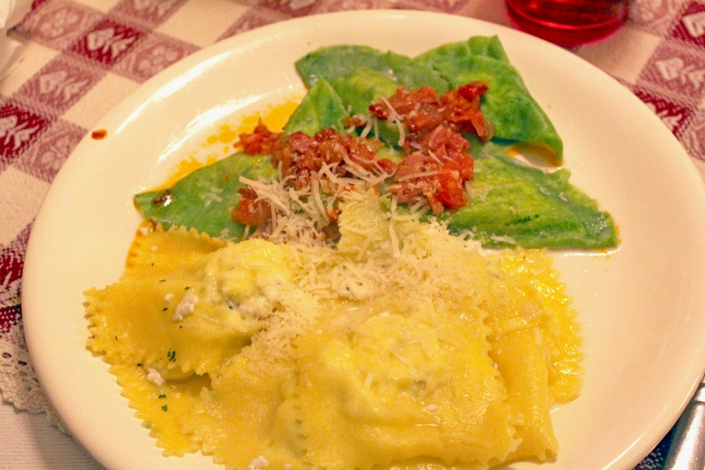 Ravioli with Ripe Tomatoes Ravioli with Ripe Tomatoes new pictures