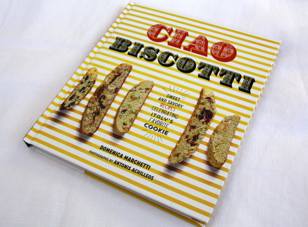 Ciao Biscotti Cookbook