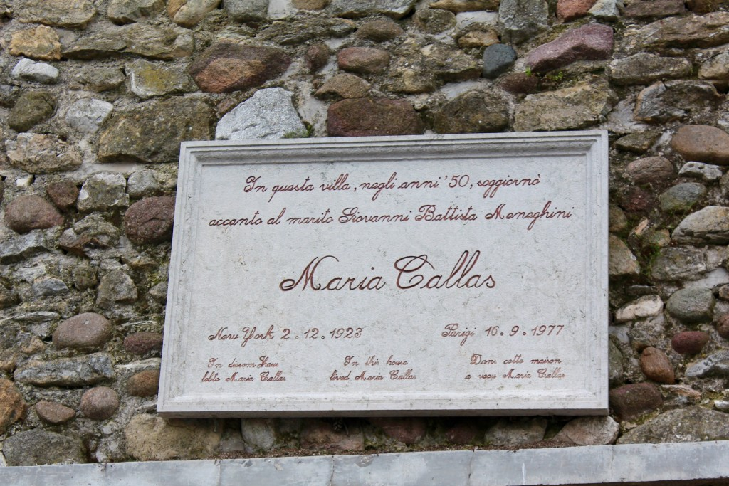 Maria Callas House in Sirmione – Version 4