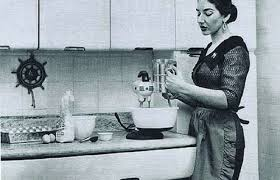 Maria Callas Cooking