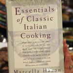 A Cookbook Club And Marcella Hazan's Essentials of Italian Cooking