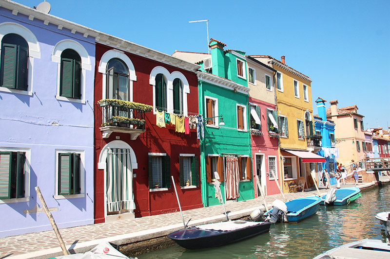Burano on Prosecco Tour