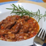 Lamb Stew with Cannellini Beans